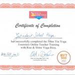 Jatinderjit - 50hrs Online Yin Essentials Certificate-001